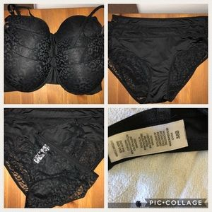 Bra and panty bundle